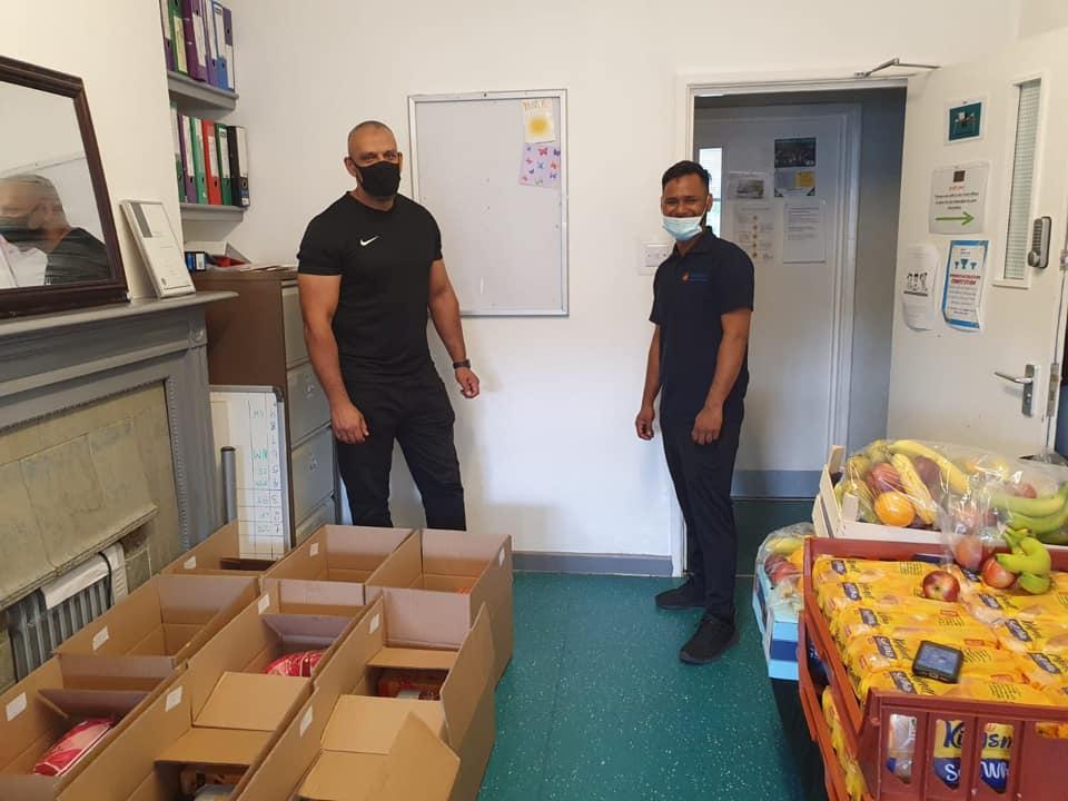 Khalid & Tariq