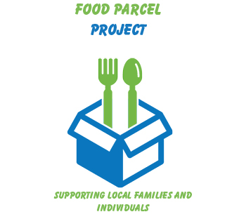 Food Parcel Project Logo
